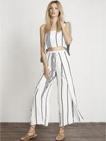 Faithfull The Brand Montero Stripe Side Slit Pant