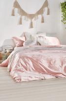 Peri Home Crinkled Velvet Comforter & Sham Set