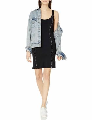 Obey Women's Stretch Knit Tank Dress