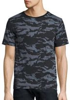 Madison Supply Camouflage Graphic Tee