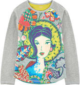 Oilily T-shirt with a print