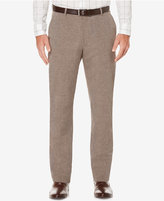 Perry Ellis Men's Slim-Fit End On End Dress Pants, Created for Macy's