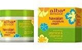 Alba Hawaiian Moisture Cream, Soothing Jasmine & Vitamin E 3 oz