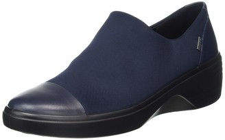 Ecco Women's Soft 7 Wedge SkyNight Loafers