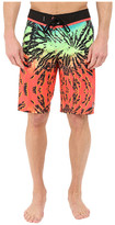 """Quiksilver Glitched 21"""" Boardshorts"""