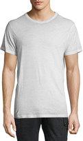 Belstaff Trafford Cold-Dyed Short-Sleeve T-Shirt, Pale Mist