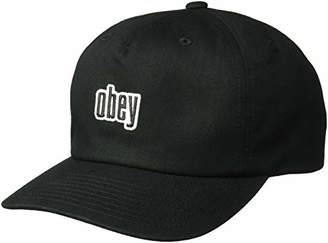 Obey Men's Highland Strapback HAT