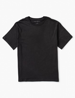 Lucky Brand Sueded Jersey Tee