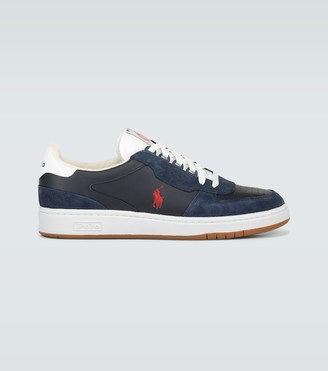 Polo Ralph Lauren Tennis Court sneakers