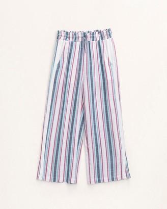 Splendid Girl Woven Stripe Pant