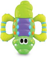 Nuby jiggle giggle dragon vibrating teether
