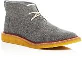 Toms Mateo Herringbone Twill Chukka Boots