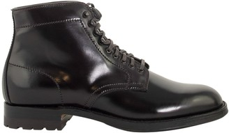 Alden Boot Cordovan Leather