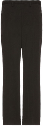 Balenciaga Cropped Pants in Black   FWRD
