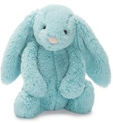 Jellycat Infant 'Bashful Aqua Bunny' Stuffed Animal
