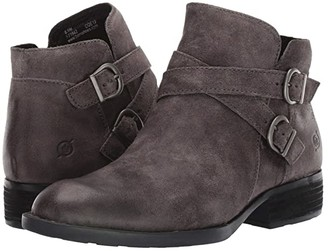 Børn Ozark (Black Full Grain Leather) Women's Boots