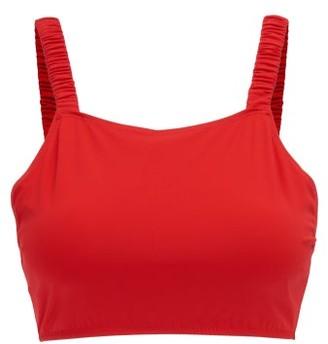 Fisch Tamarin Bikini Top - Womens - Red