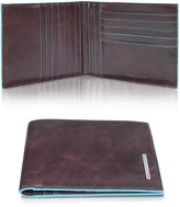 Piquadro Blue Square - Genuine Leather Billfold