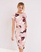 Girls On Film Floral Midi Dress