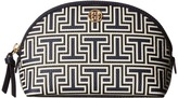 Tory Burch Parker Geo-T Cosmetic Case Cosmetic Case