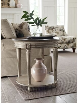 Ophelia Ismael End Table & Co.