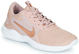 Nike FLEX EXPERIENCE RUN 9 women's Sports Trainers (Shoes) in Pink