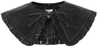 Ganni Leather collar