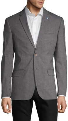 Ben Sherman Slim Fit Check Sportcoat