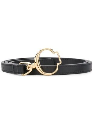 Chloé C-buckle adjustable belt