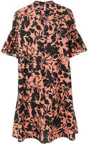 Aspesi floral print oversized dress