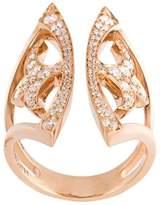Anapsara 'Knight Kiss' ring