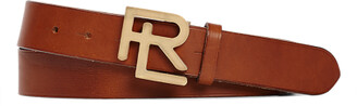 Ralph Lauren RL Vachetta Leather Belt