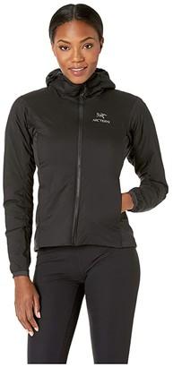 Arc'teryx Atom LT Hoodie (Black) Women's Sweatshirt