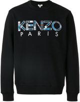 Kenzo Snake sweatshirt