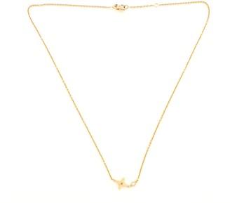 Louis Vuitton Idylle Blossom Diamond Pendant Necklace