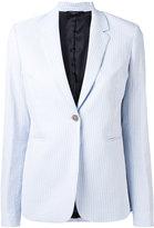 Paul Smith striped blazer - women - Cotton/Polyamide/Cupro - 40
