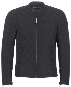 Replay M8000-000-33110-098 men's Jacket in Black