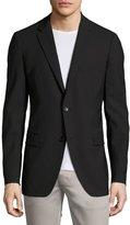 Theory Wellar New Tailor Blazer, Black