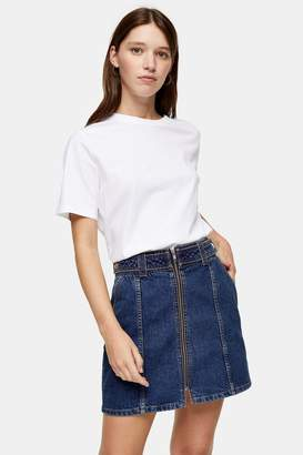 Topshop CONSIDERED Love T-Shirt With Organic Cotton