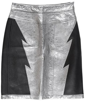 Diesel Black Gold Knee length skirt