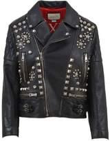 Gucci Studded Biker Jacket