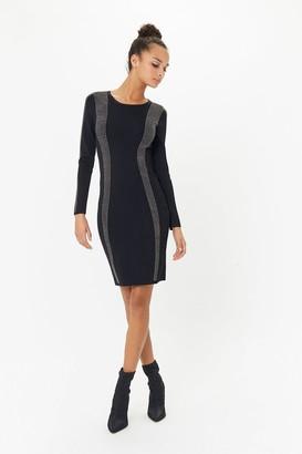 Coast Diamante Knit Bodycon Dress