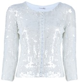 P.A.R.O.S.H. Sequinned cardigan