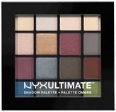 NYX Ultimate Eyeshadow Palette Smokey & Highlight 0.46oz