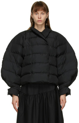 Henrik Vibskov Black Tiles Jacket