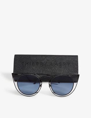 Thierry Lasry 08o000160 Morphology cat-eye sunglasses