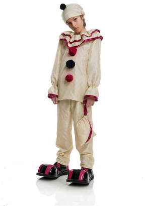 BuySeasons Big and Toddler Girls and Boys Horror Clown Costume