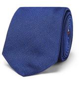 Paul Smith 6cm Woven Silk Tie