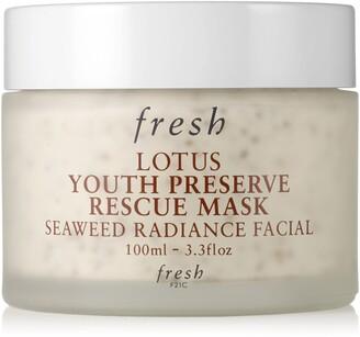 Fresh Lotus Youth Preserve Rescue Mask