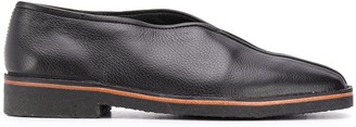 Lemaire slip-on Chinese slippers